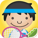ABC Play - words about sports with pictures, sounds and videos for kid